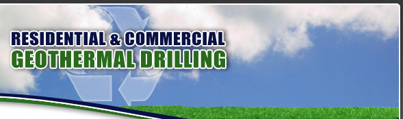 Header design and build, Geothermal vertical drilling, IGSHPA accredited installers