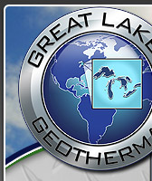 Great Lakes Geothermal - Geothermal drilling, thermal conductivity testing, header systems, and flushing/purging
